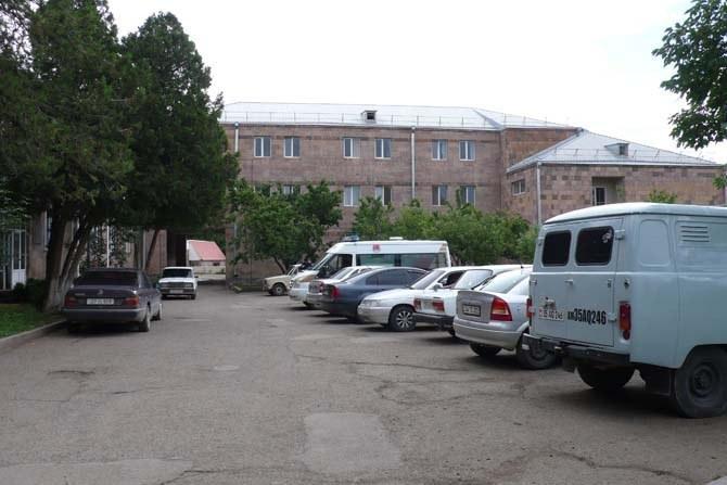 Եղեգնաձորի բժշկական կենտրոն