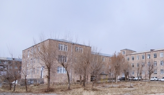 Թալինի բժշկական կենտրոն